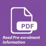 Read pre-enrolment information
