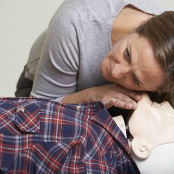 CPR Refresher – Tue 21 May