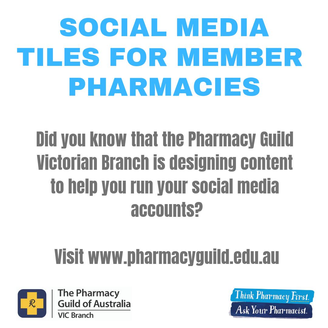 Social Media Tiles For Members